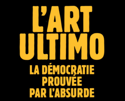 L'art ultimo | Jean-Paul Curnier