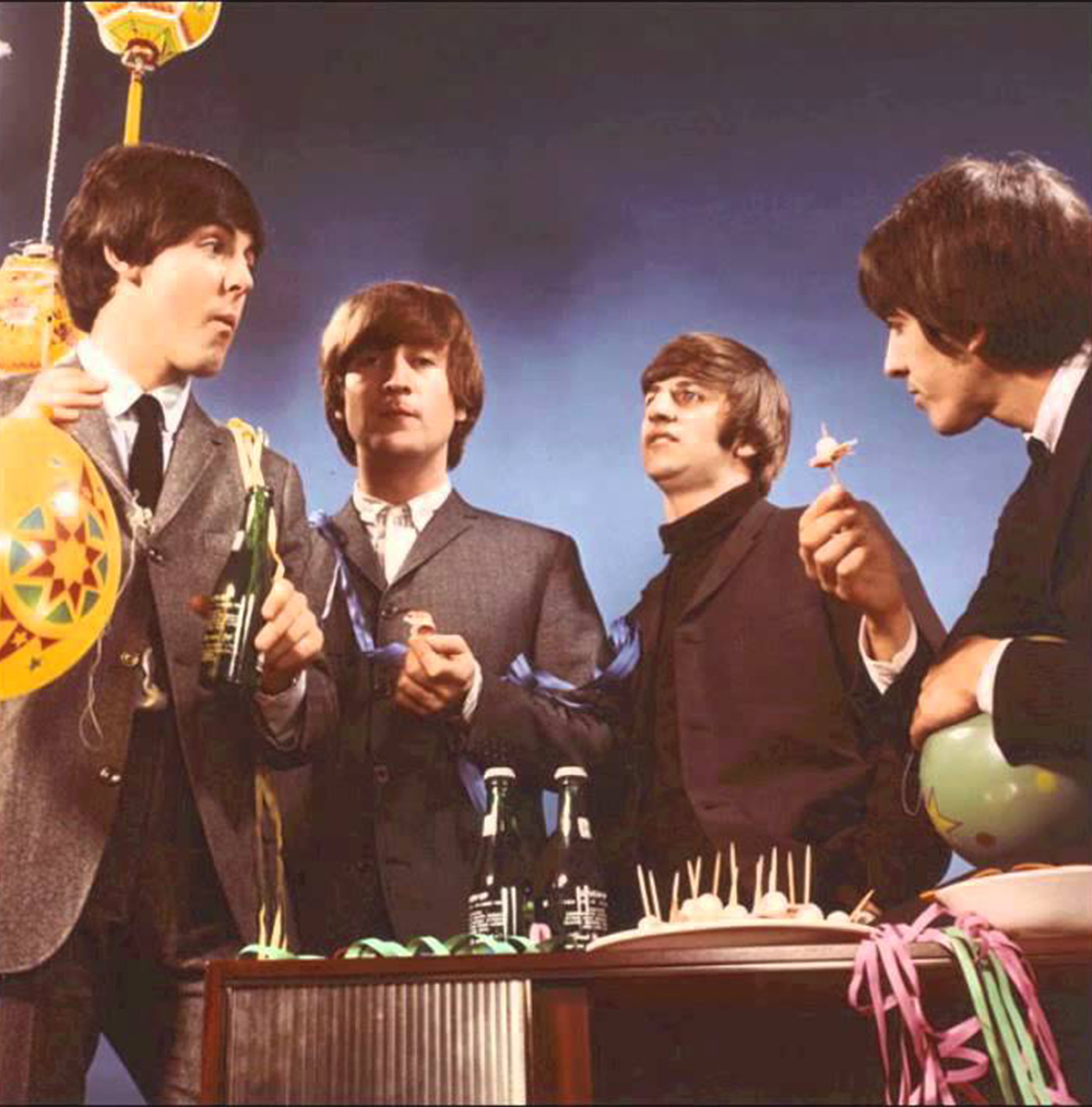 Beatles Honey Pie